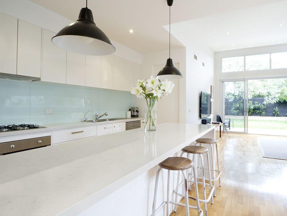 Tendencias en cocinas con m rmol nueva serie n bula alpha for Cocinas nuevas tendencias