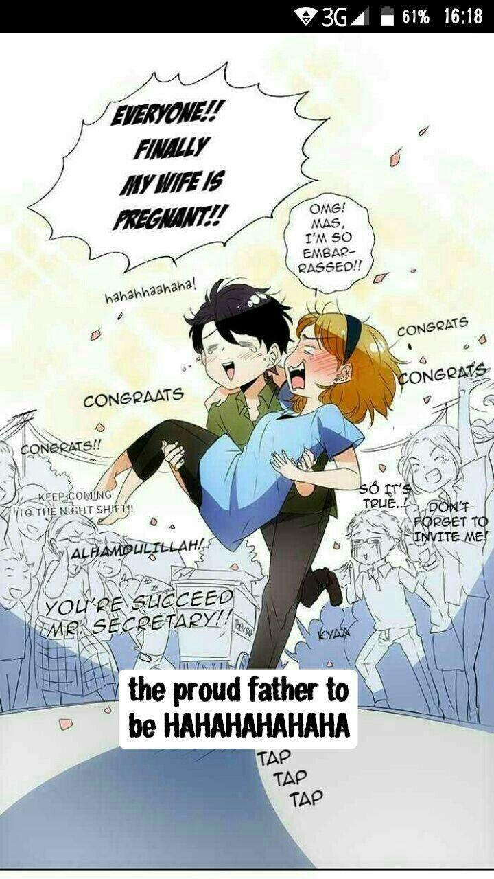 the best indonesian webtoon !! read Pasutri Gaje at Line