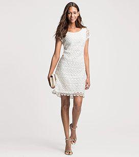 Vestidos de mujer blanco