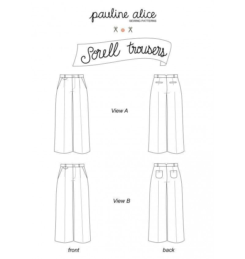 pantalon Sorell - Pauline Alice 8€ | Enfants | Pinterest