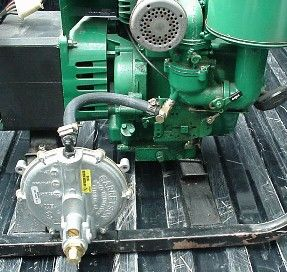 Generators Run Best On Propane Or Natural Gas With A Do It Yourself Change Over Kit From Us Carburetion