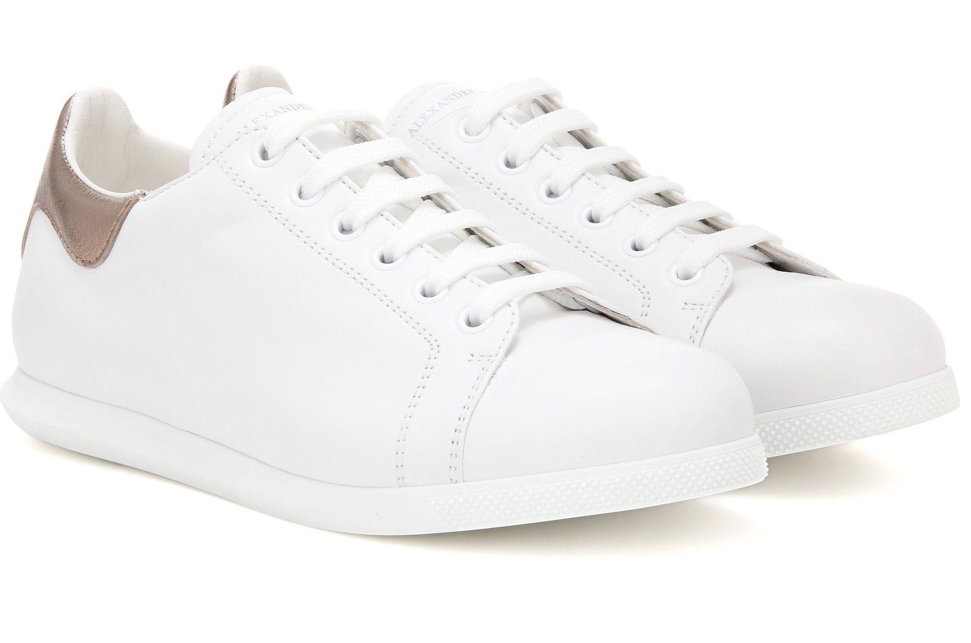Sneakersy White Sneaker Luxury Fashion Fashion