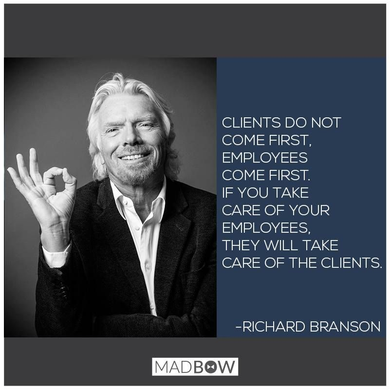 Rightly Said Richard Branson Inspirational Thoughts