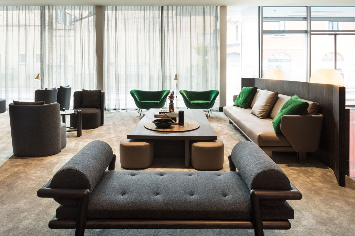 Milantrace2017 Hotel Viu Milan By Arassociati And Interiors By