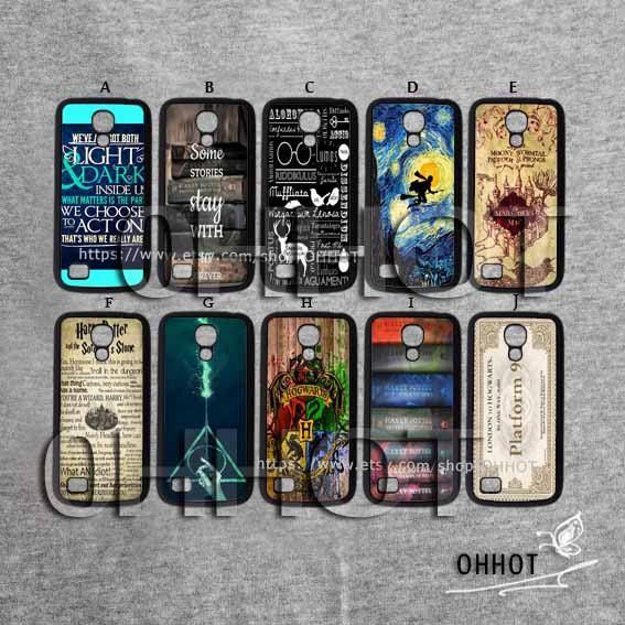 Harry Potter Samsung Note2 Samsung Note3 Samsung Galaxy S3 Samsung Galaxy S4 Samsung S5 S3 Mini S4 Mini S5 Mini S4 Active S5 Active Iphone