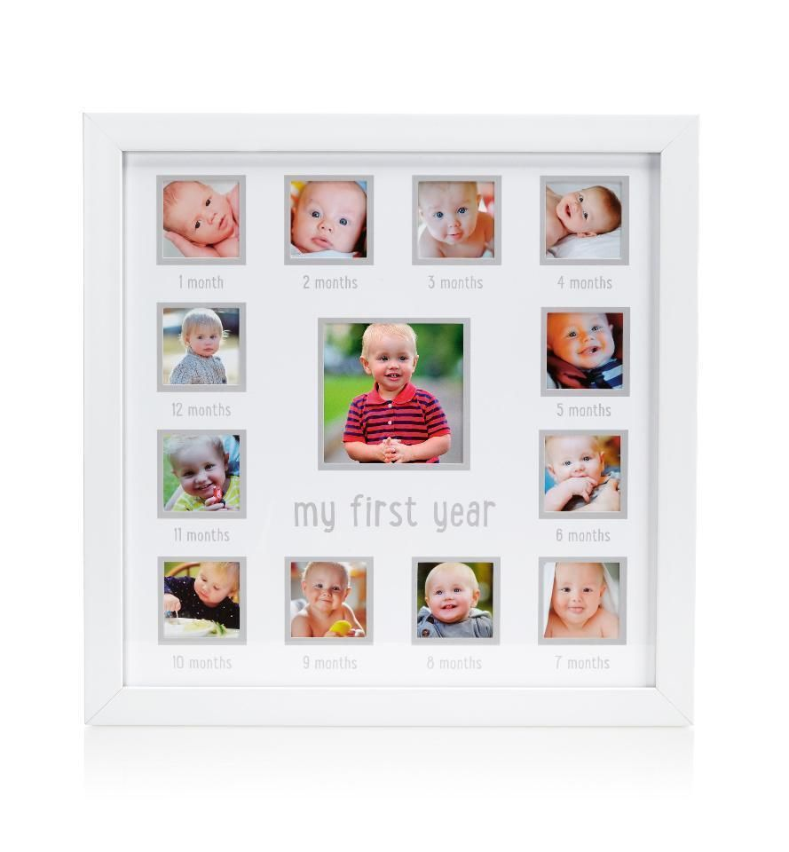 Koala Baby My First Year Picture Frame Baby Picture Frames One Year Pictures Koala Baby
