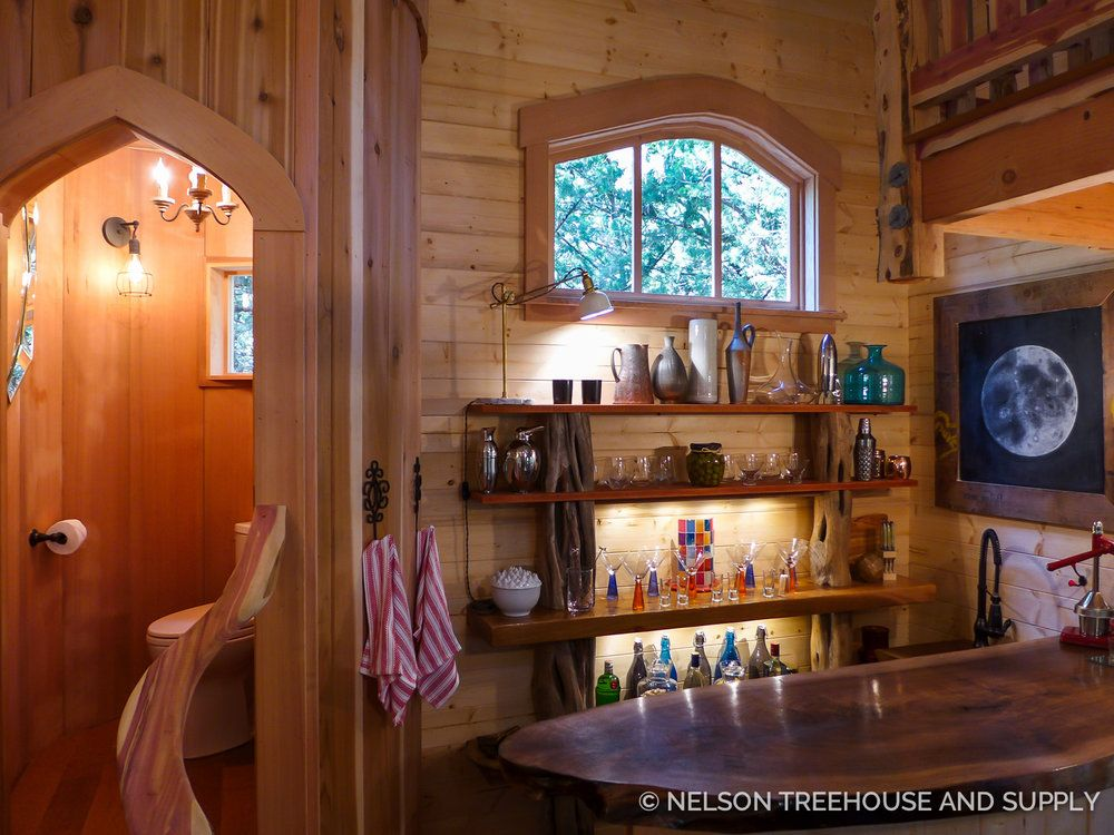 Magical Party Pad Nelson Treehouse