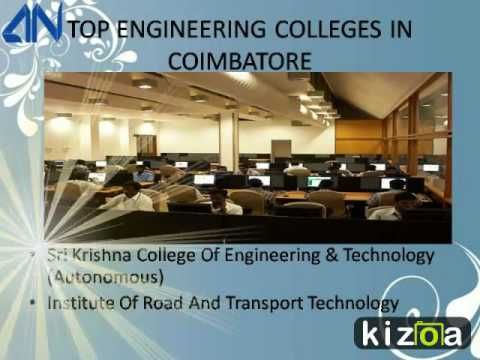 Top Engineering Colleges In Coimbatore Top Engineering Colleges