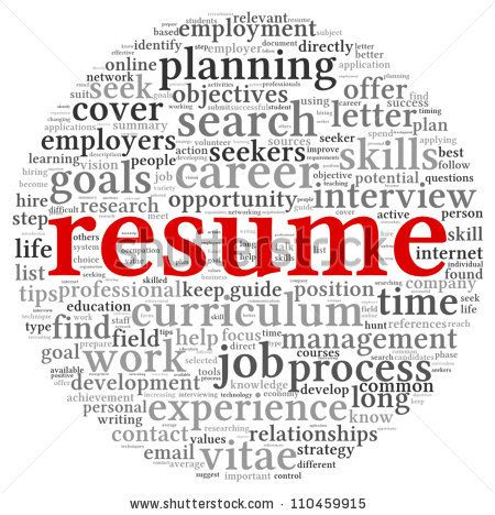 Can You Recommend a Good #CV Writer? Find a good CV writer CVs - resume or word