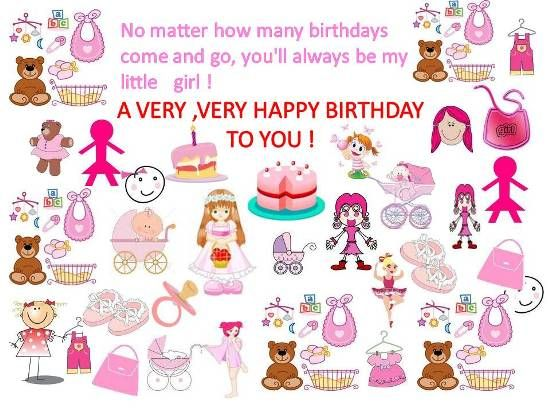 Birthday Daughter Christian Birthday Wishes For Darling Daughter