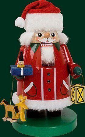 TOPSELLER! Santa with Swarovski Stones German Ch... $96.12