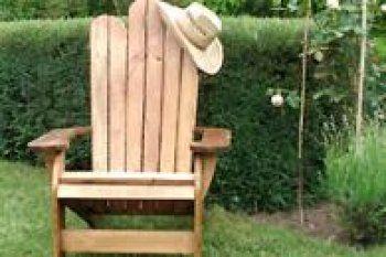 Fabriquer un fauteuil en bois | Idées pour la maison | Outdoor ...