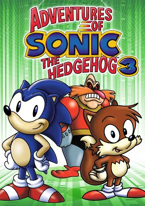 Adventures Of Sonic The Hedgehog Old School Cartoons Sonic The Hedgehog Sonic