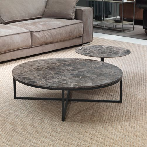 Charmant Porto Round Marble Coffee Table | Contemporary Furniture Stores, Furniture  Online And Contemporary Furniture