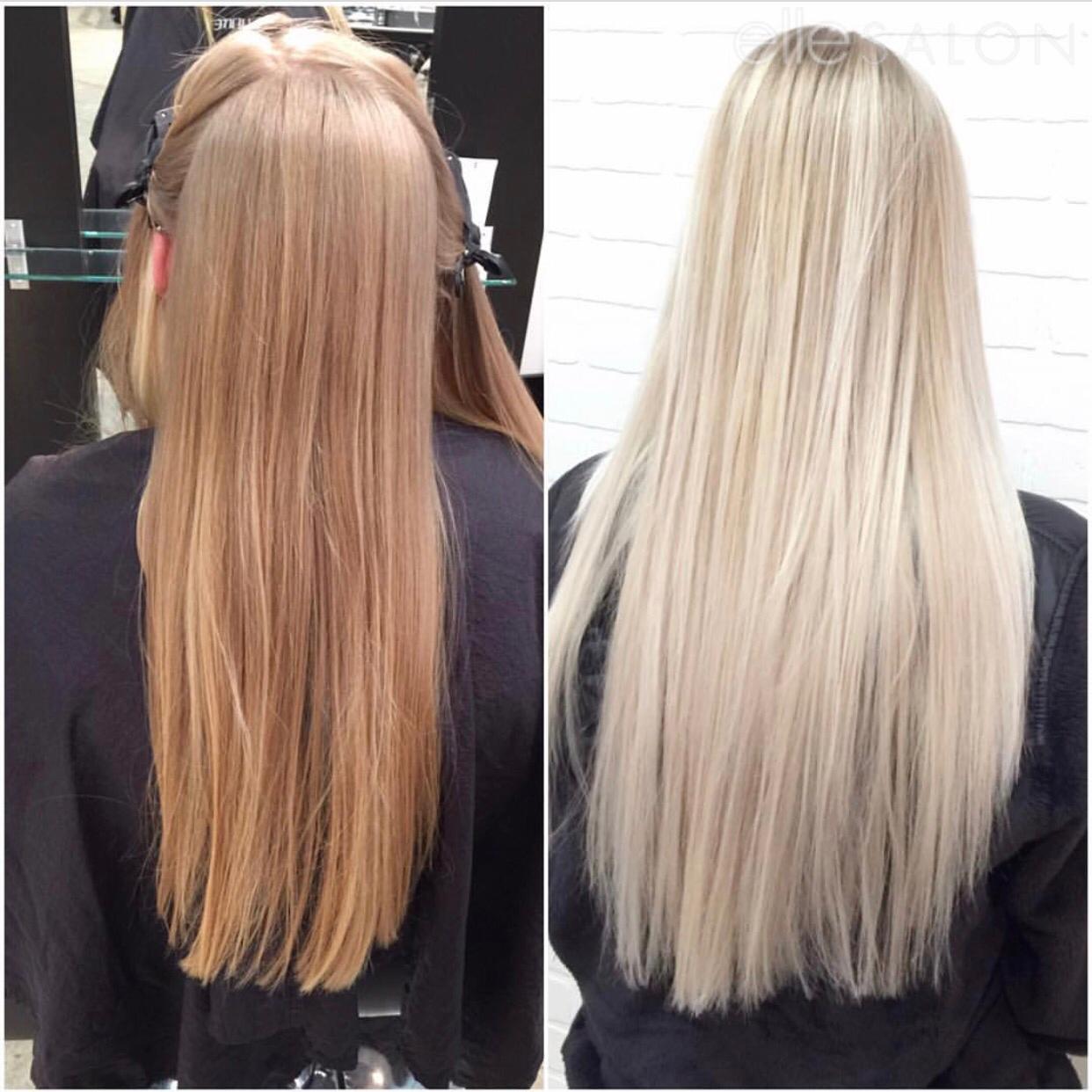 This Is #CRAZY! Hair By @jordynf_ellesalon