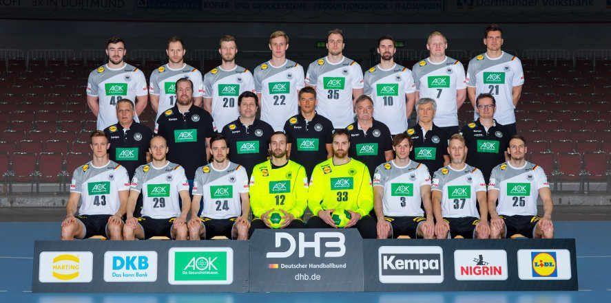 handball wm 2019 die deutsche handball