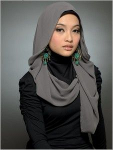 How To Wear Hijab Modern Gallery10 226x300 How To Wear Hijab Modern Gallery10