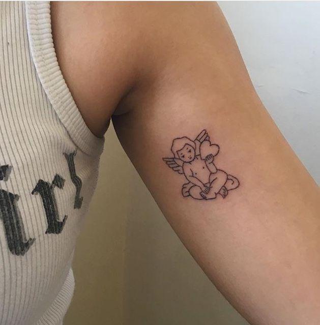 Pin De 𝐌𝐀𝐋𝐔 𝐌𝐀𝐈𝐑𝐘 Em Tattoo Inspiration Tatuagem