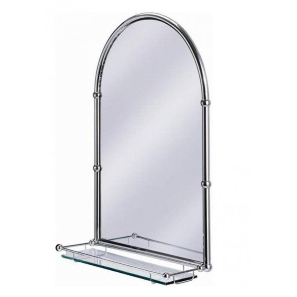Mirror With Under Shelf
