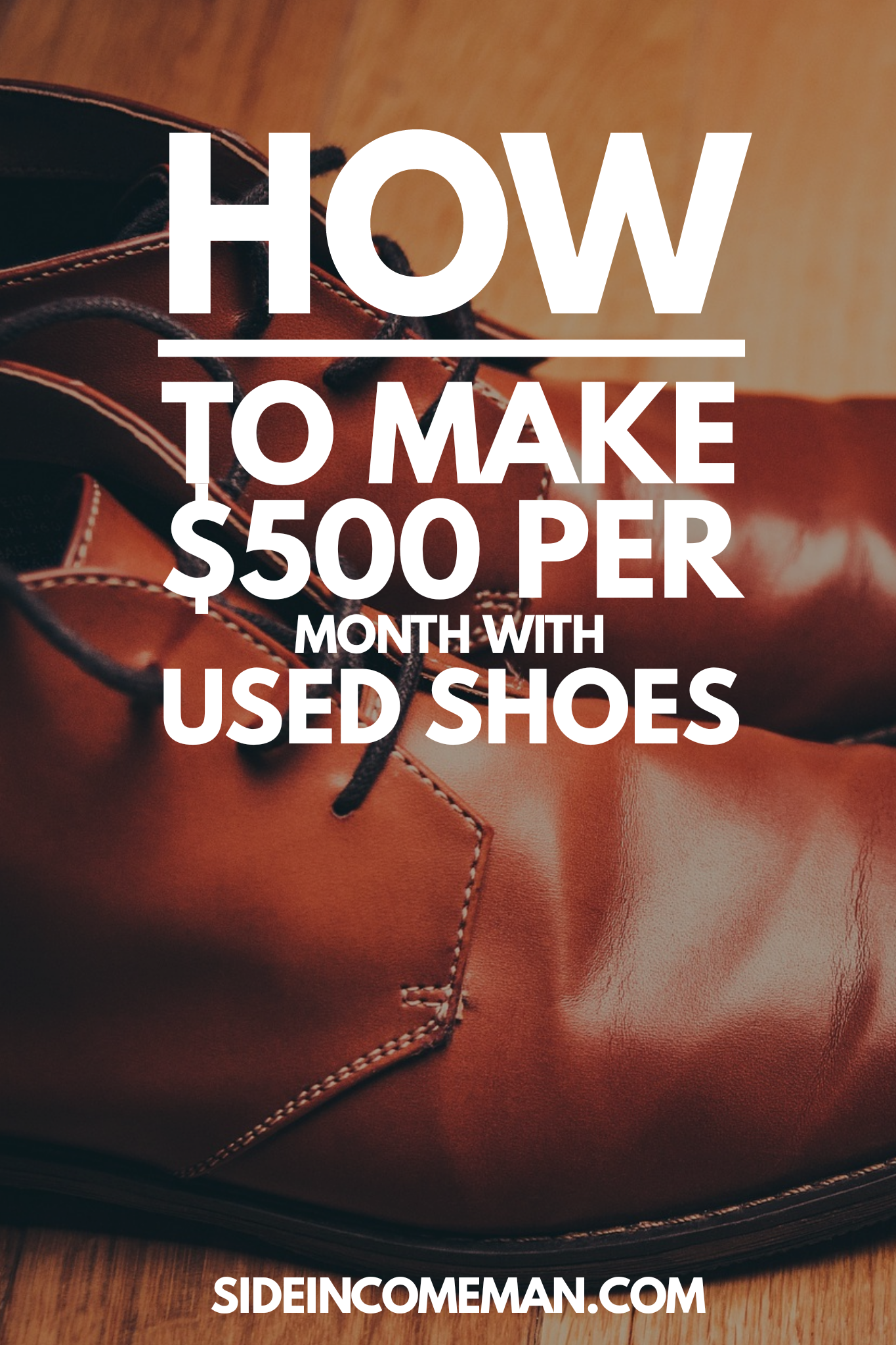 How To Sell Trainers \u0026 Shoes For Big