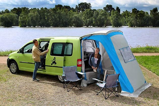 Dacia Dokker Van Camper