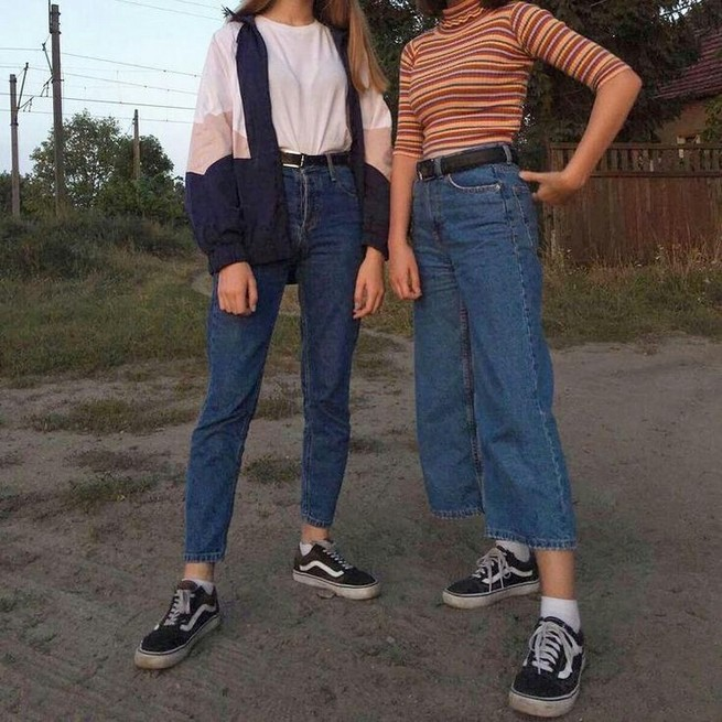29 Vintage Outfits That Make The 90s Look The Coolest Retro Outfits 90s Fashion Outfits Aesthetic Clothes