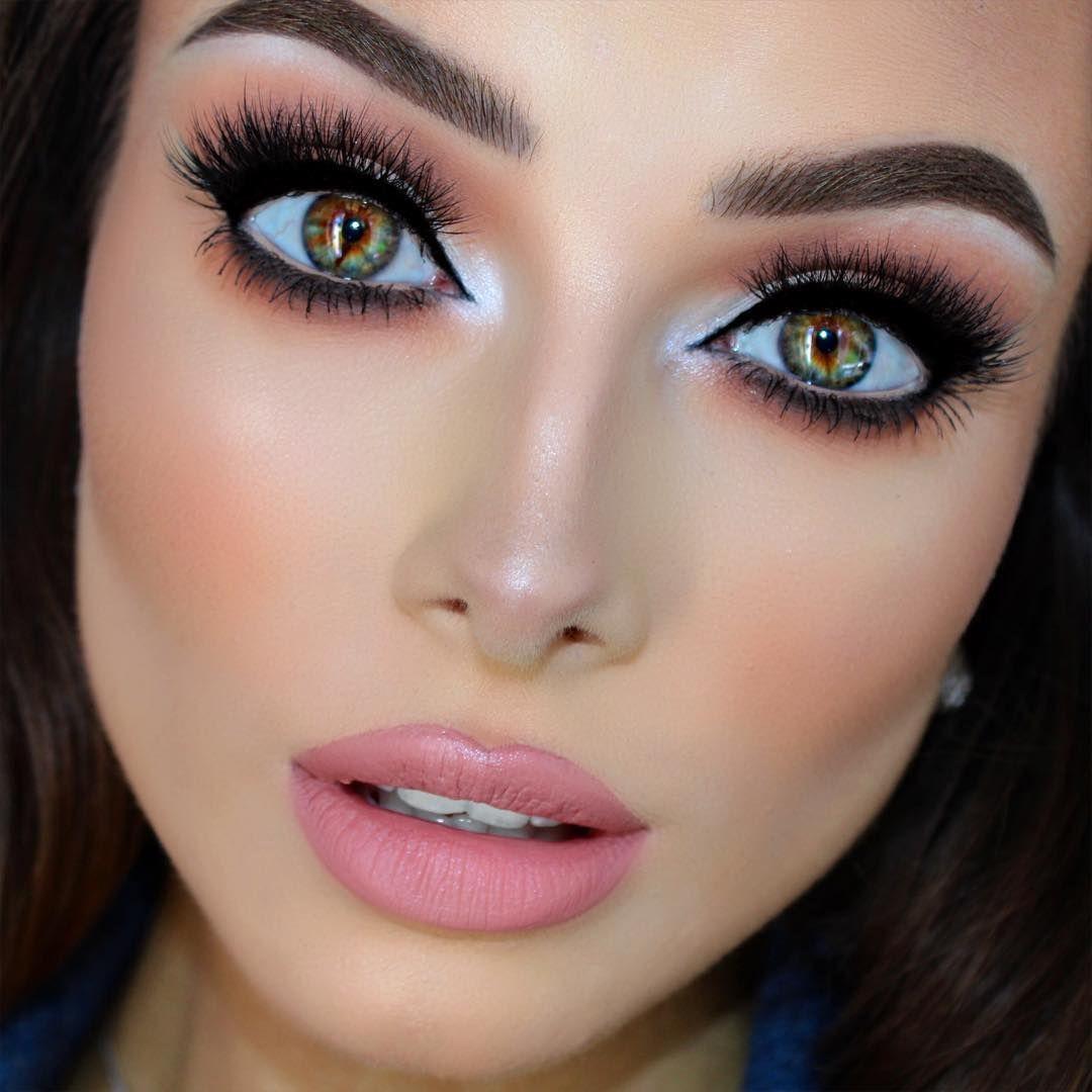 8217c209ea3 I hope you are all amazing Lashes - Vegas Nay 'Grand Glamour' Lips - Melt  Cosmetics 'NoOd' Brushes Used - Sigma Beauty ~ MUA Jessica Rose Silicz ...