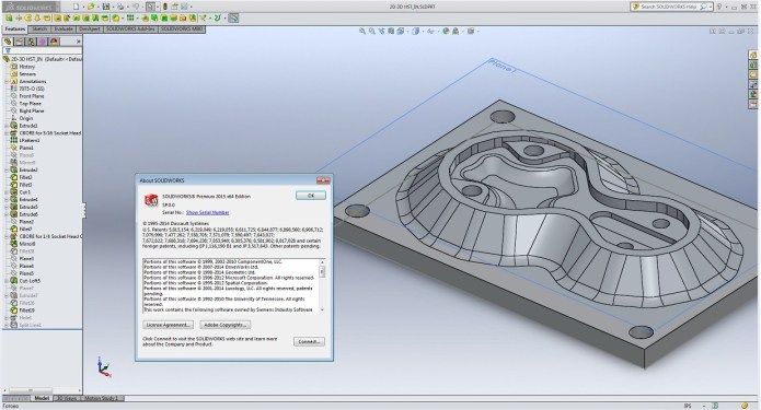Solidworks 2015 full version 64 bit with crack