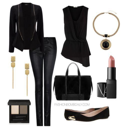 Fashion Week: All Black Everything 1