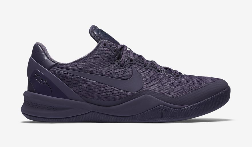 """Nike Kobe VIII """"Fade to Black"""" Black Mamba Pack"""