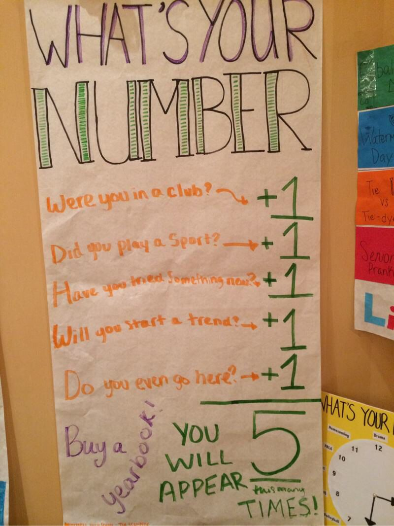 Great marketing idea yearbook pinterest