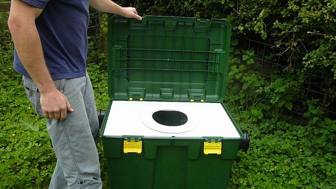 A video tour of a Thundertrunk Camping and Composting Toilet ... #BioToilets #BioComposting #Toilets