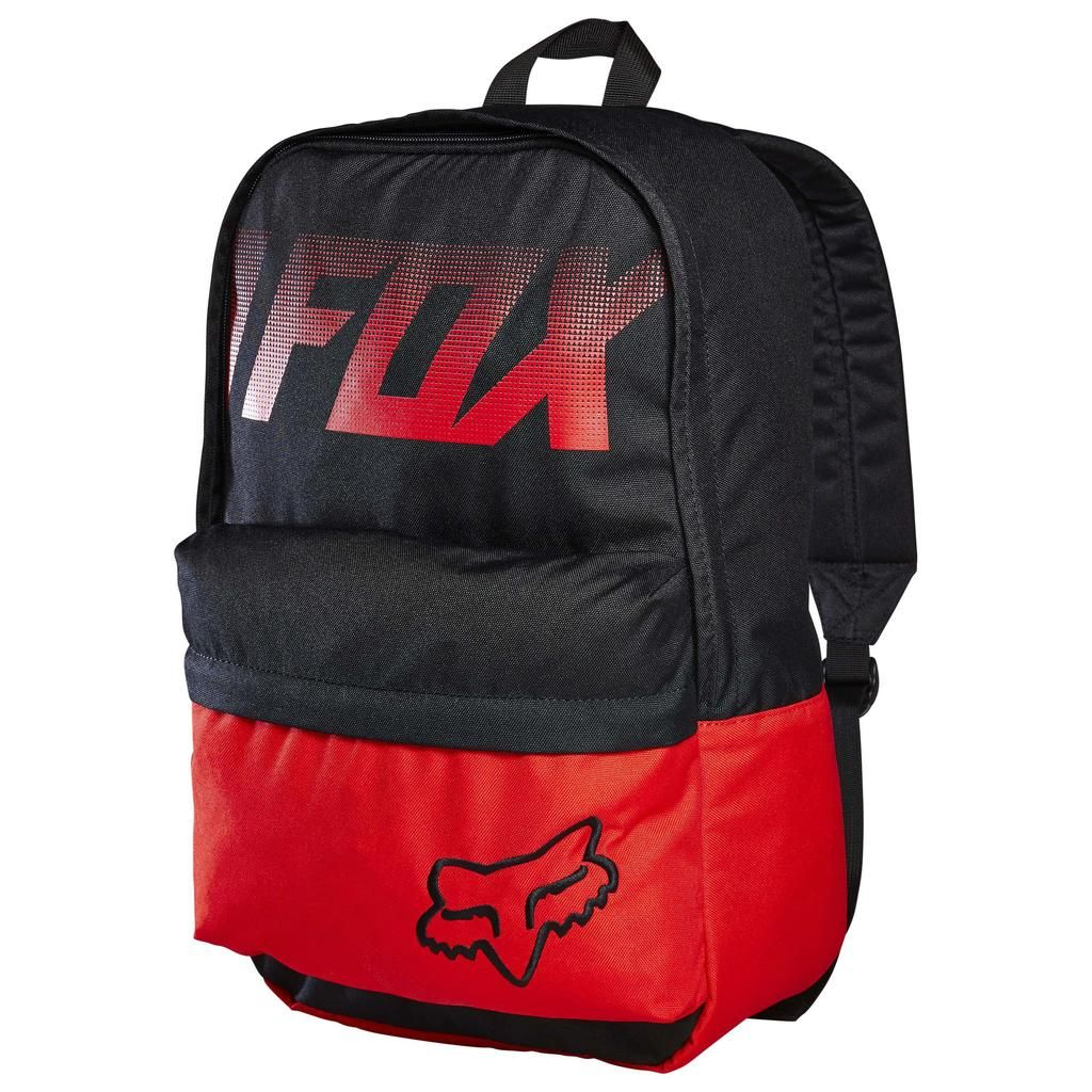 Fox Racing Covina Sever Flame Red Backpack Red Backpack Fox Racing Backpacks