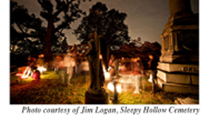 It's almost Halloween!  Sleepy Hollow has come alive with the season.