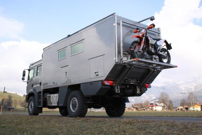 Perfect  Tortoise Some Extreme OffRoad Campers That Might Excite You