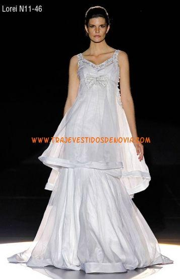 Lorei  Vestido de Novia  Jorge Terra