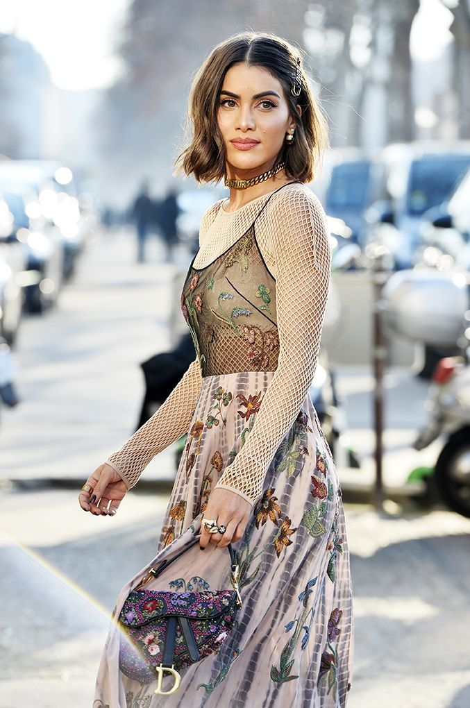 Easy Fashion: Technicolor Charline - Paris FW