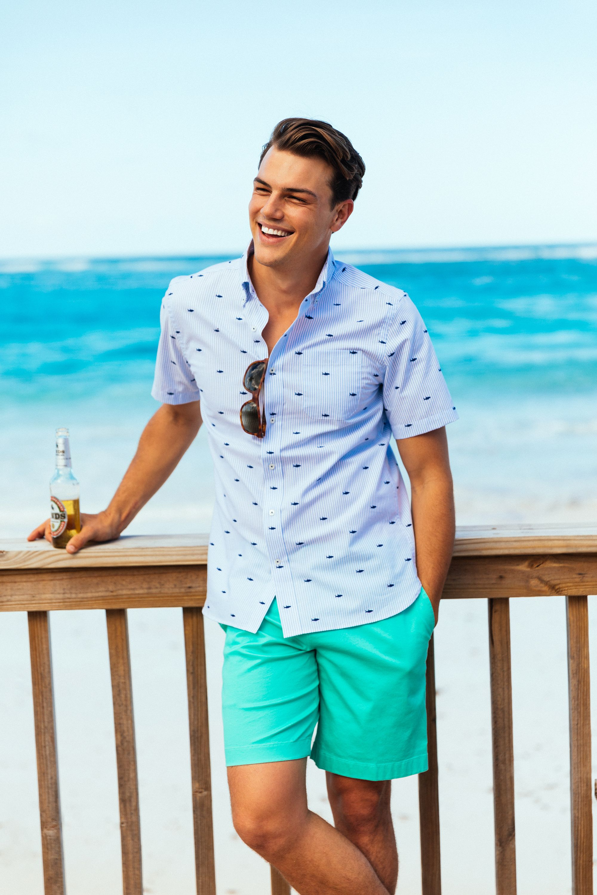 Saltwater Sunrise Collection | Spring 2017 | Moda hombre ...