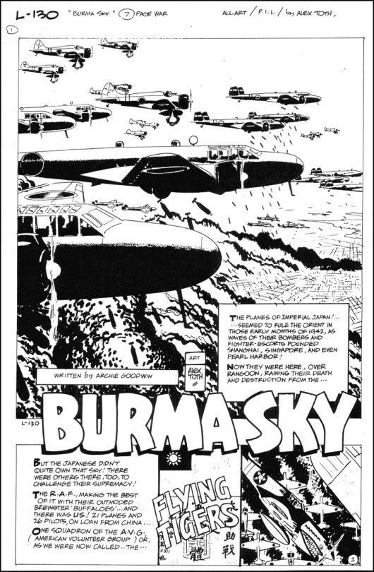 burma sky from our fighting forces vol 1 146 written by Burmese Culture Women burma sky from our fighting forces vol 1 146 written by archie goodwin and illustrated by alex toth