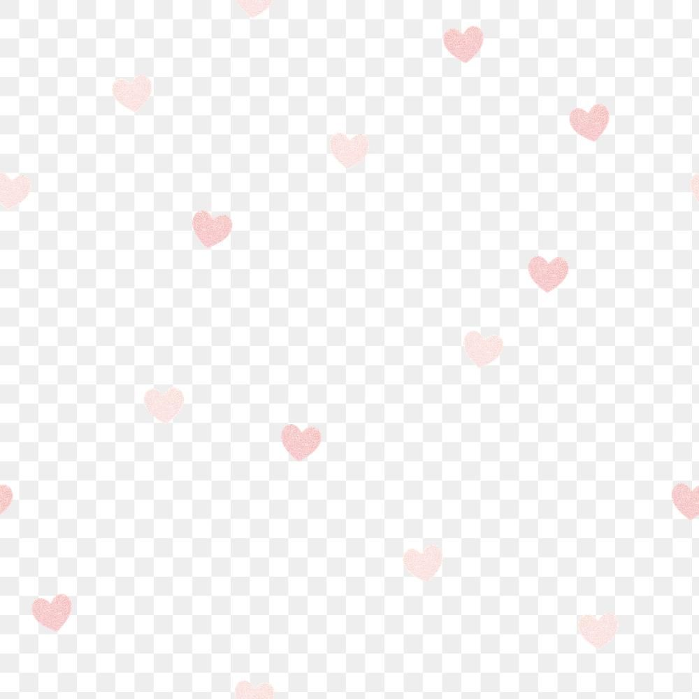 Seamless Pink Heart Pattern Design Element Free Image By Rawpixel Com Ningzk V Pink Heart Pattern Pink Heart Pattern Design