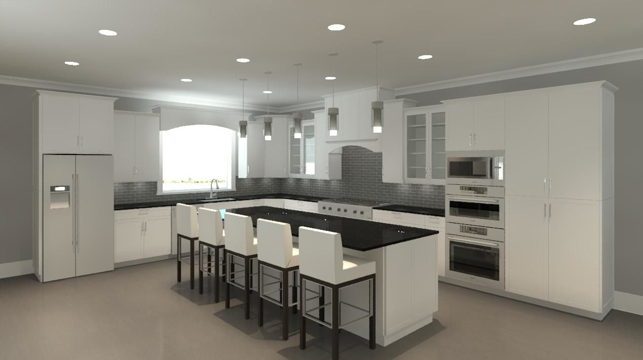 3d Model Revit Cabinets Cabinetry Styles In 2020 Kitchen Design Kitchen Design Small Kitchen Accessories Decor