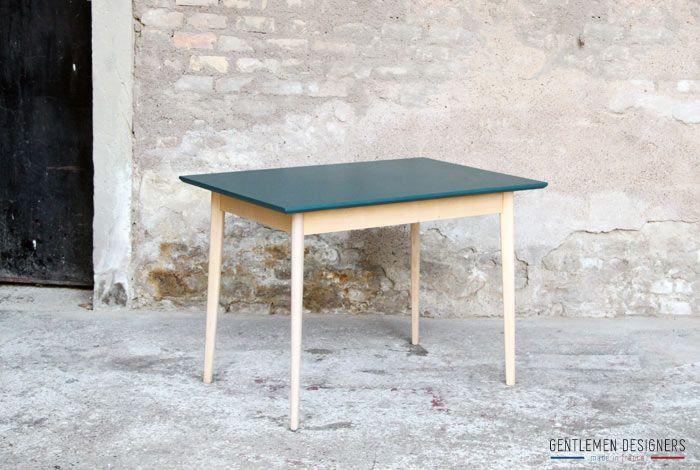 produits gentlemen designers mobilier vintage made in france table pinterest industriel. Black Bedroom Furniture Sets. Home Design Ideas