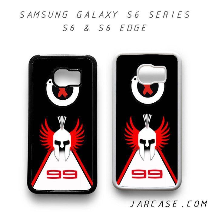 Jorge Lorenzo Sparta Zone Phone case for samsung galaxy S6 & S6 EDGE