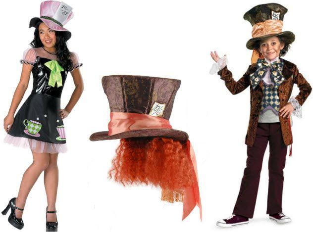 kids mad hatter costume - Mad Hatter Halloween Costume For Kids
