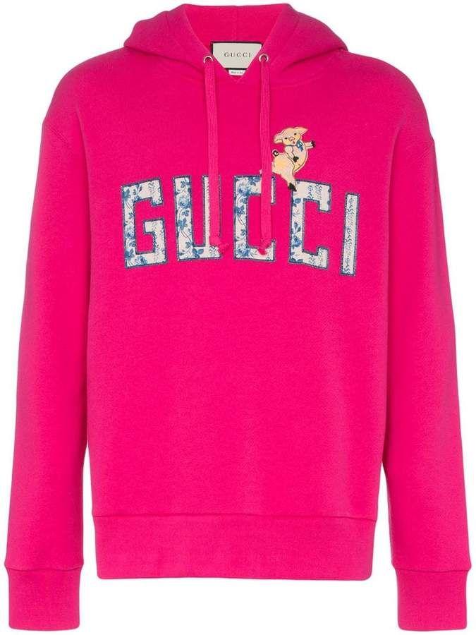 100% quality united kingdom good service Gucci Gucci Sweatshirt With Piglet | Products | Gucci sweatshirt ...