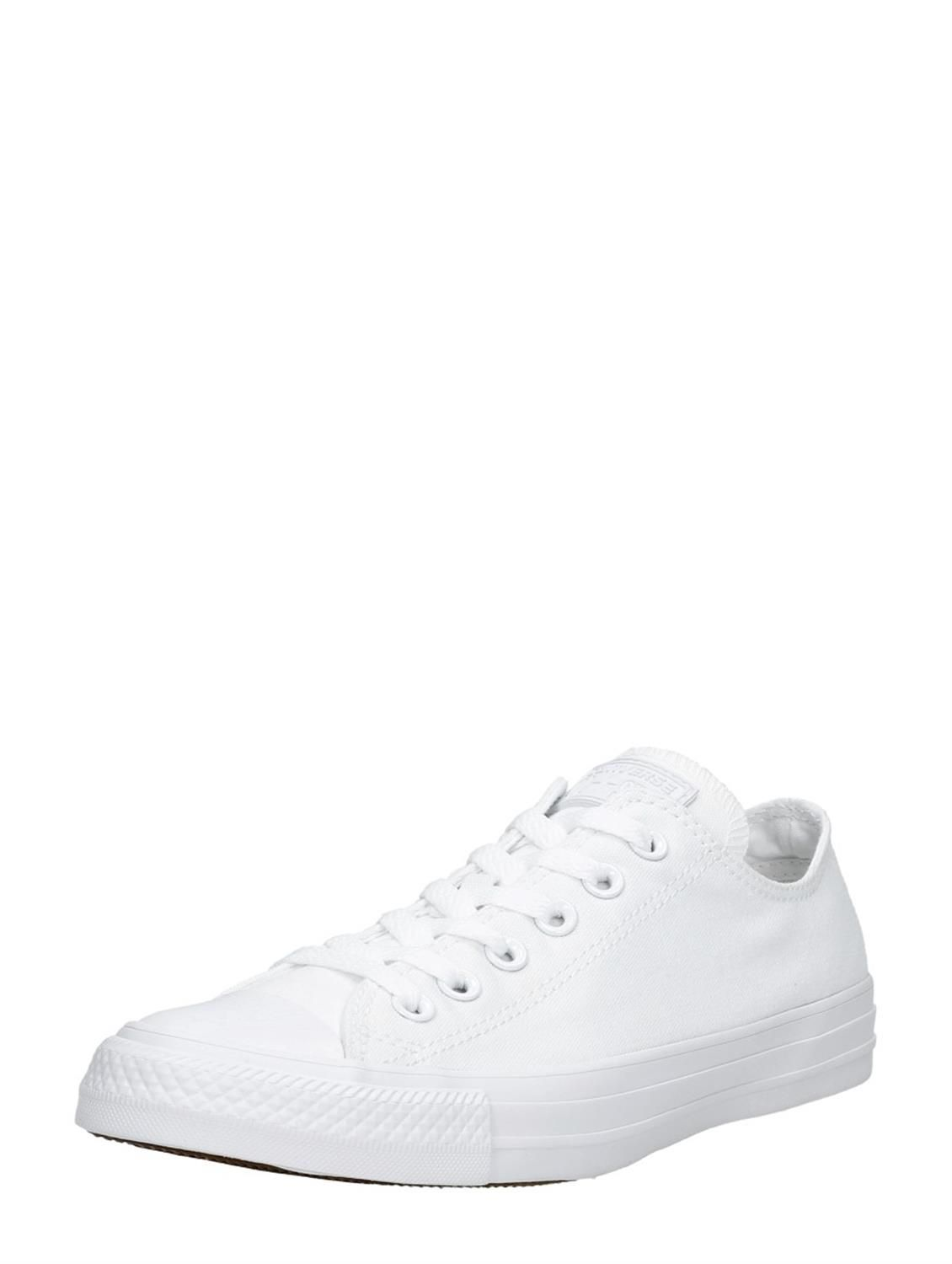 Converse Chuck Taylor All Star all white lage dames sneakers
