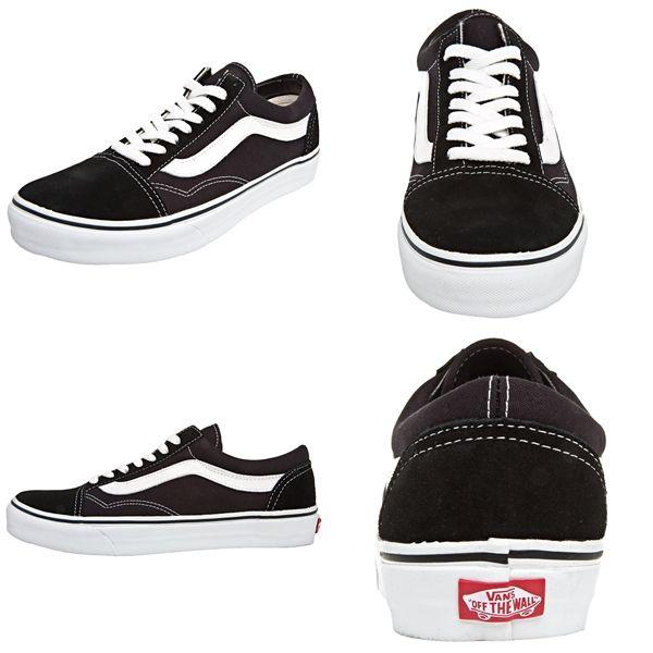 Vans Unisex Old Skool (Gumsole) Skate Shoes Size:5.5,6.5,7,8