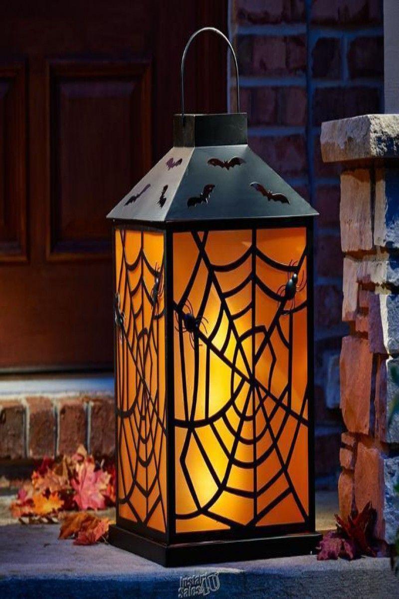 Pirate #Light Up Lantern Horror Halloween Prop Fancy Dress Party Decoration