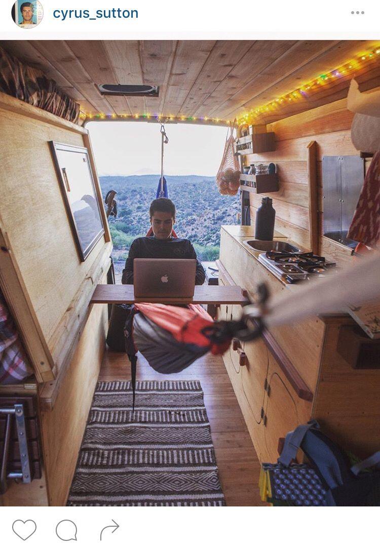 Explore Van Life Conversion And More