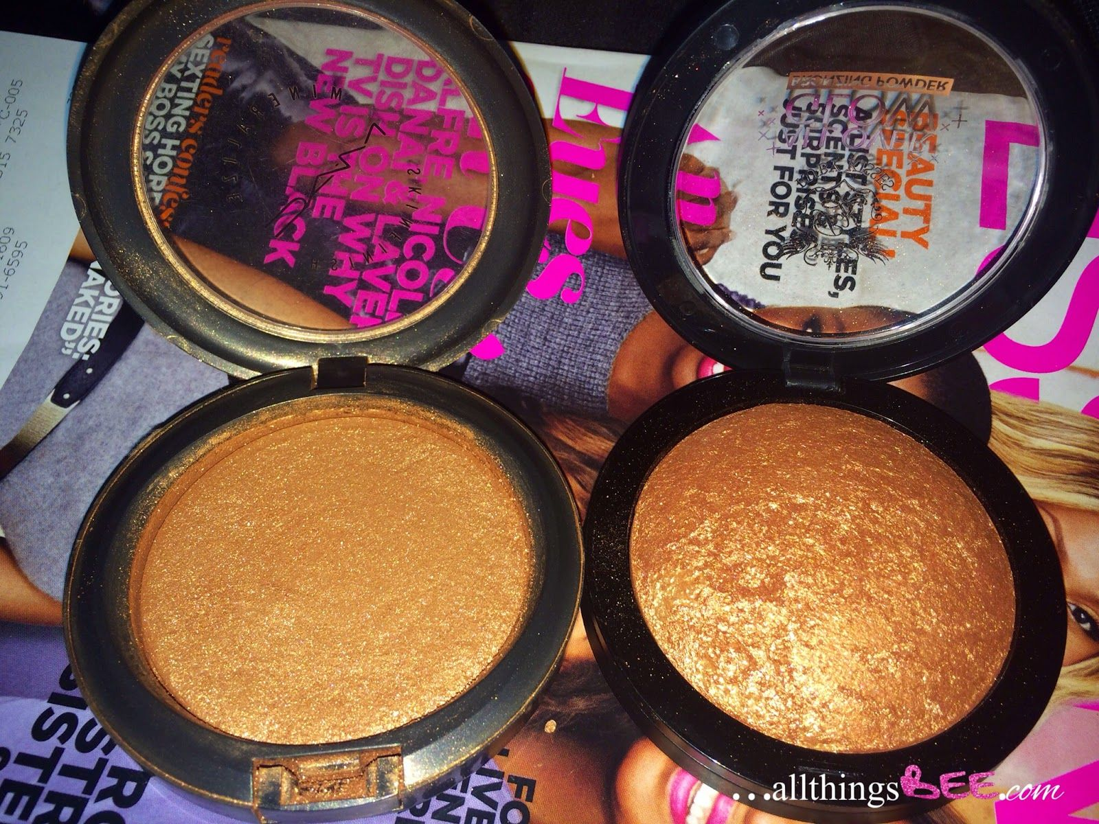 Ruby Kisses All Over Glow Highlighter.images For Mac